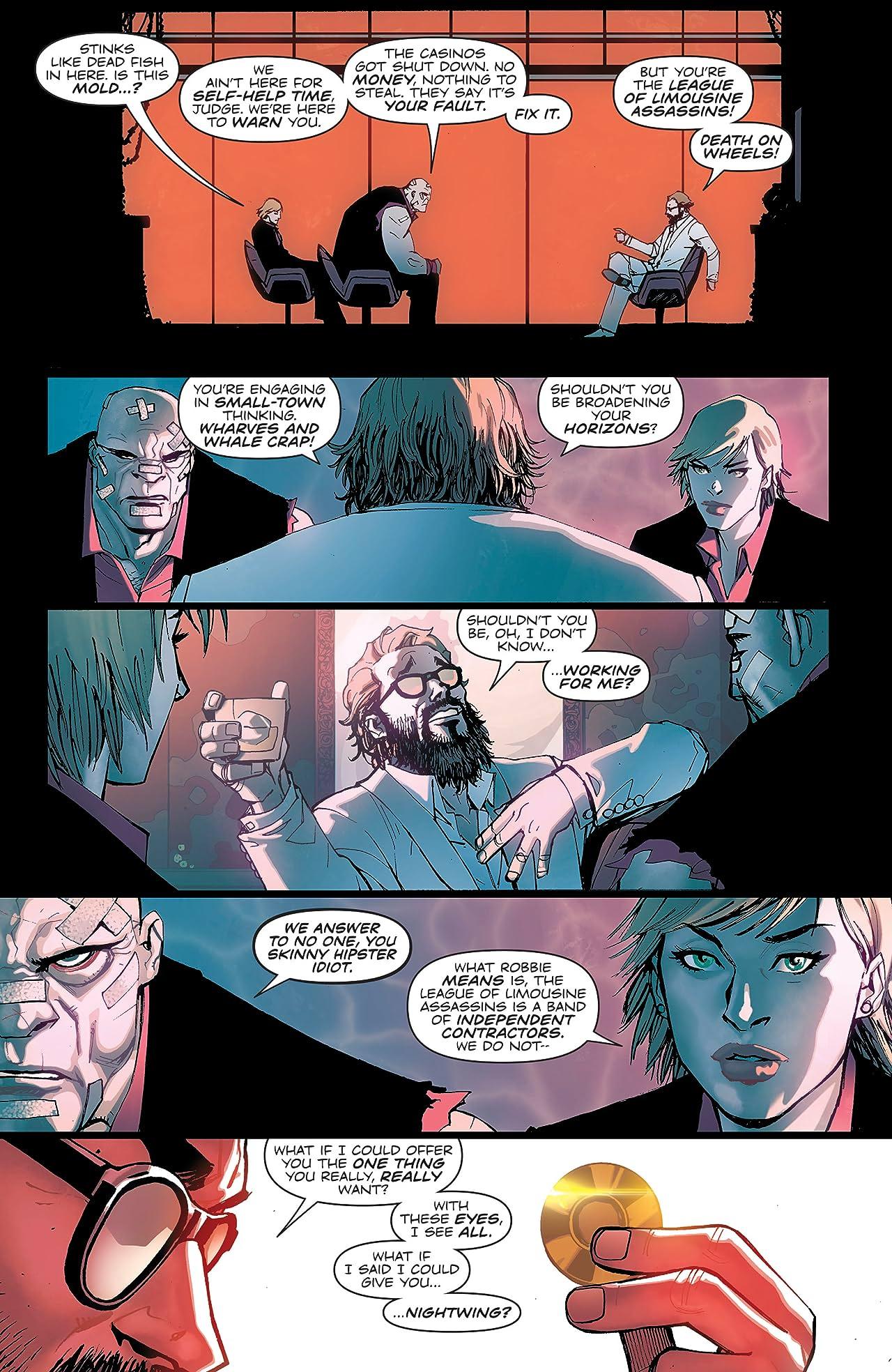 Nightwing (2016-) #38