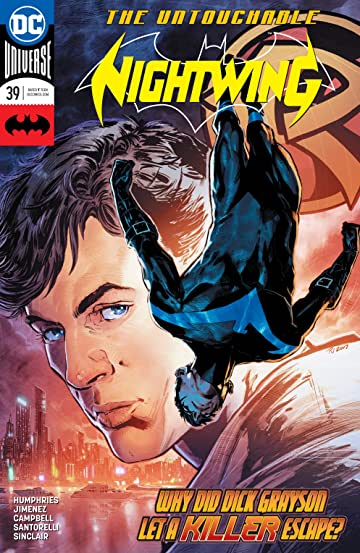 Nightwing (2016-) No.39