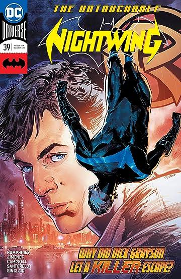 Nightwing (2016-) #39