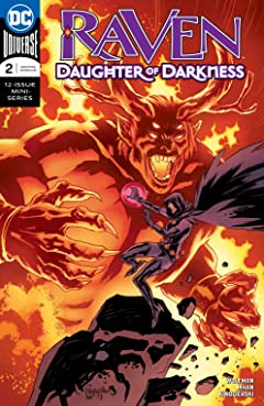 Raven: Daughter of Darkness (2018-2019) #2