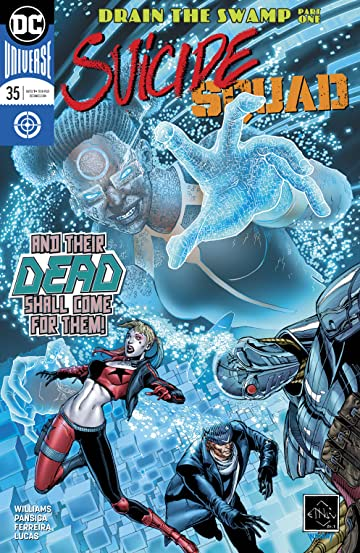 Suicide Squad (2016-) #35