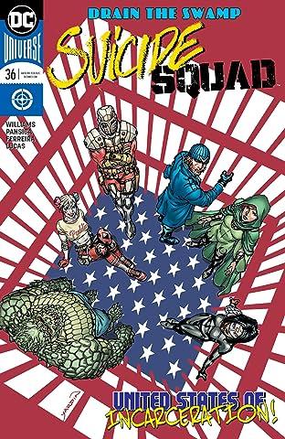 Suicide Squad (2016-) #36