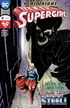 Supergirl (2016-) No.18