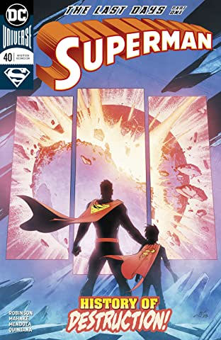 Superman (2016-) No.40