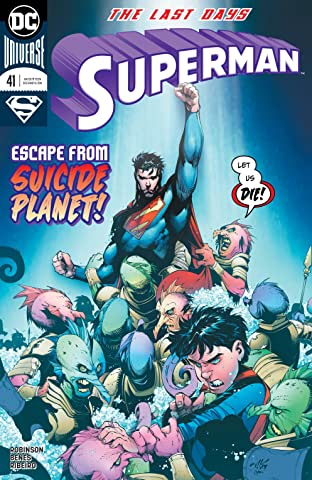 Superman (2016-) No.41