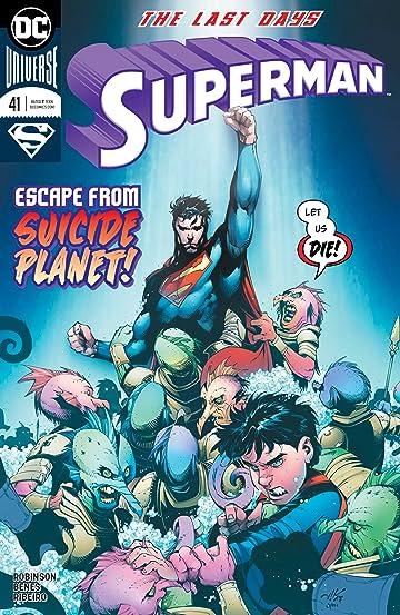 Superman (2016-) #41