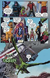Teen Titans (2016-) #17