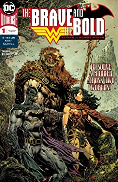 The Brave and the Bold: Batman and Wonder Woman (2018) No.1
