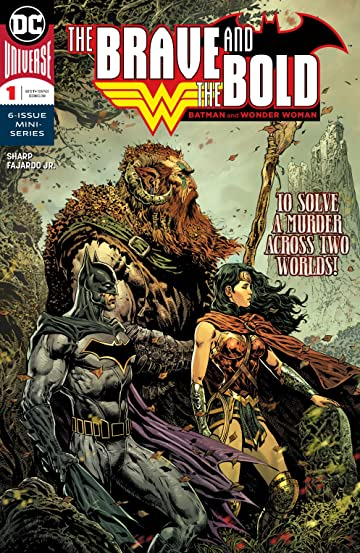 The Brave and the Bold: Batman and Wonder Woman (2018-) #1