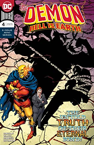 The Demon: Hell is Earth (2017-) CopyOfFirstPage._SX312_QL80_TTD_