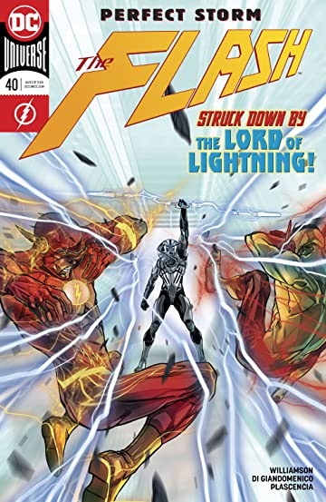 The Flash (2016-) No.40
