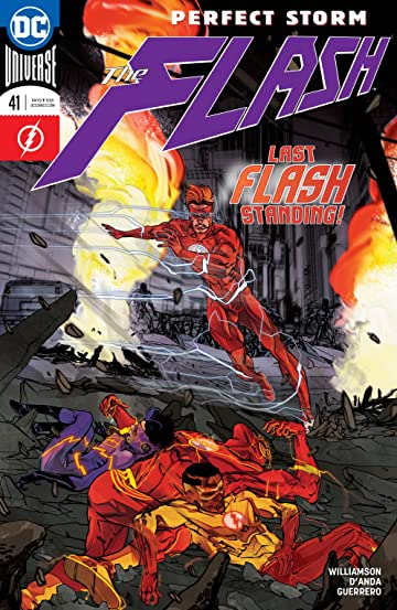 The Flash (2016-) No.41