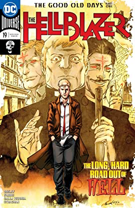 The Hellblazer (2016-2018) #19