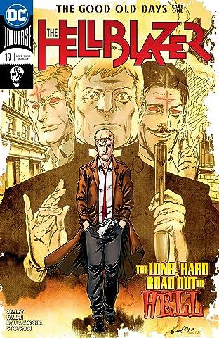 The Hellblazer (2016-) #19