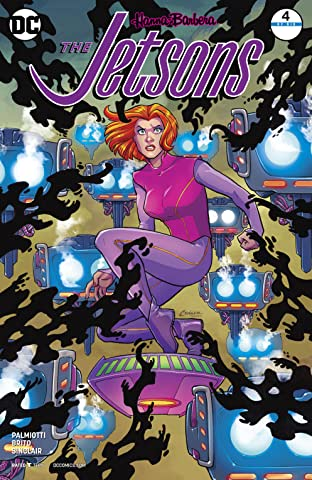 The Jetsons (2017-) #4