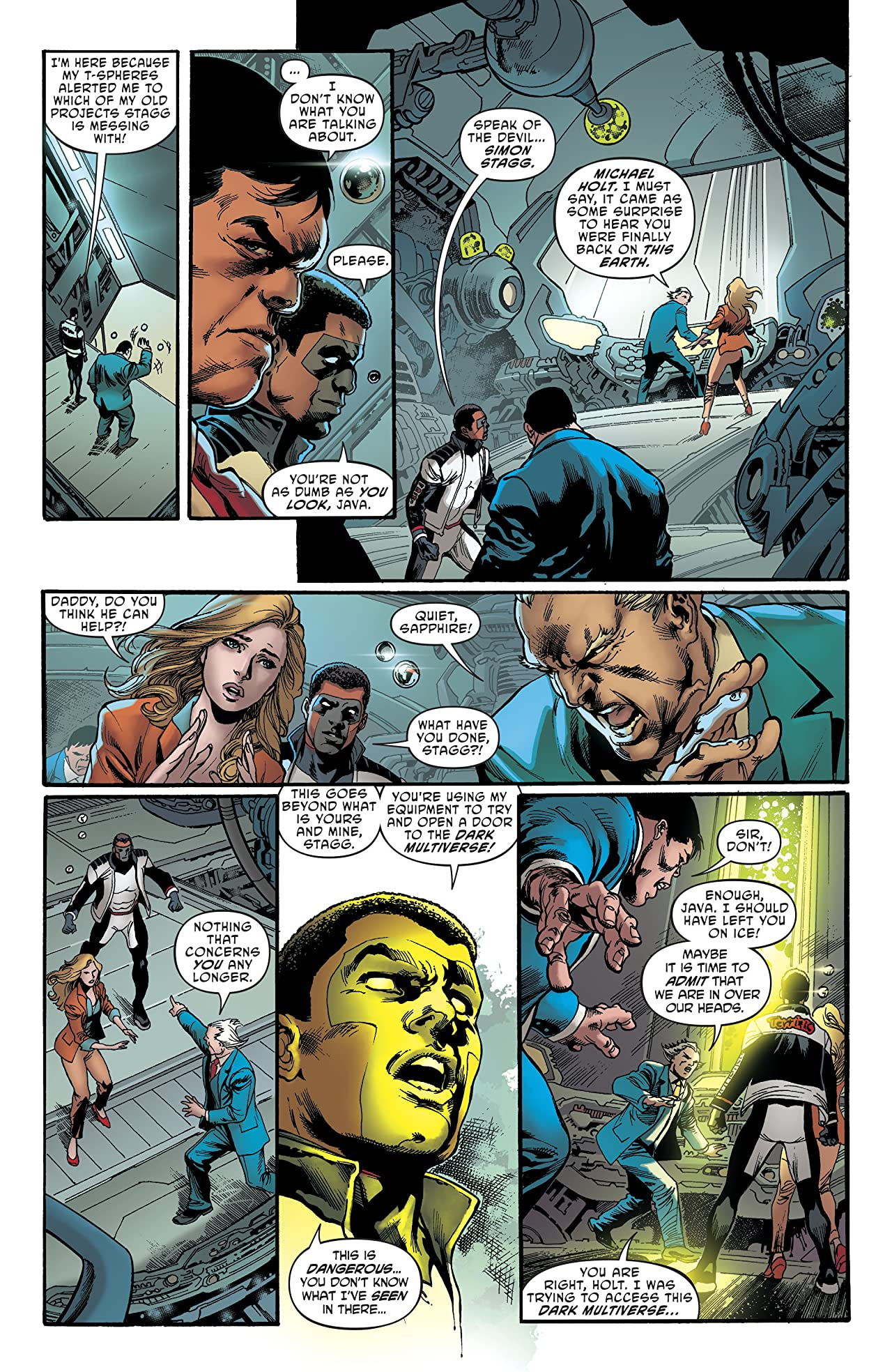 The Terrifics (2018-) #1