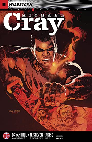 The Wild Storm: Michael Cray (2017-) #5