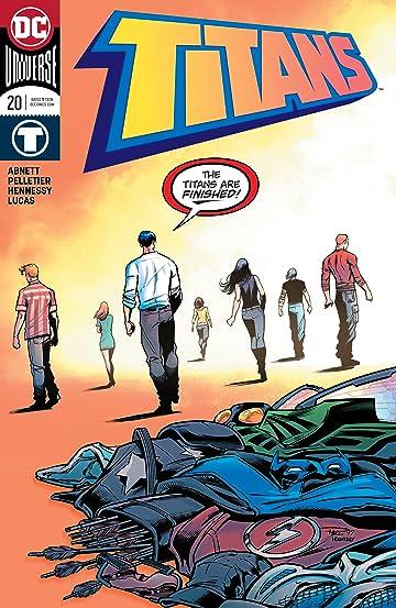 Titans (2016-) No.20