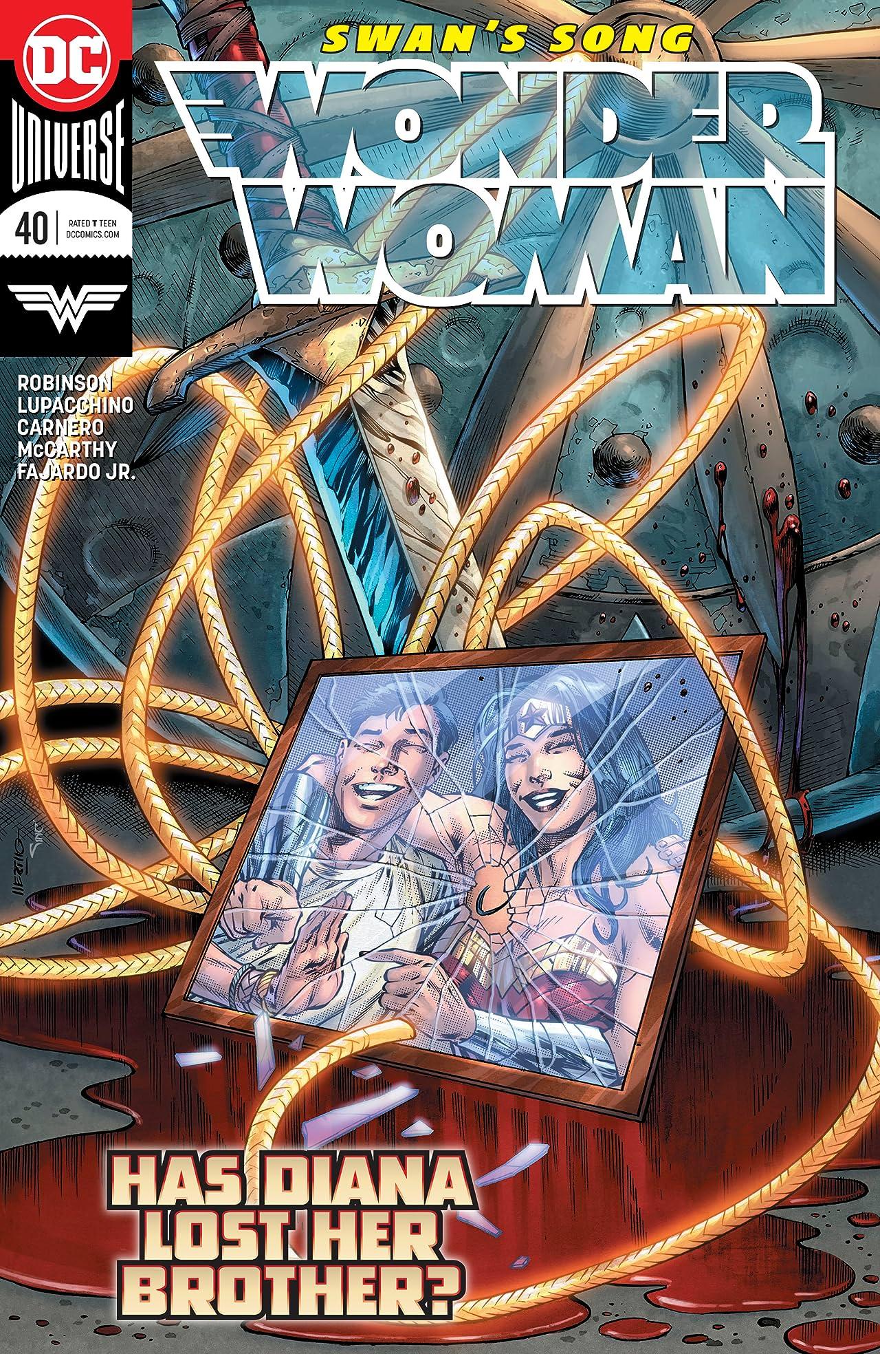 Wonder Woman (2016-) #40