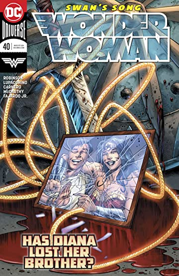 Wonder Woman (2016-) No.40