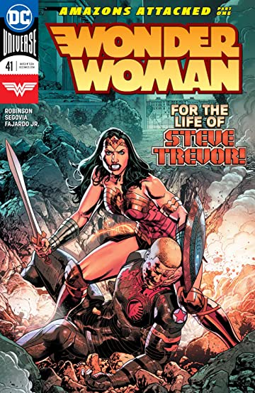 Wonder Woman (2016-) No.41