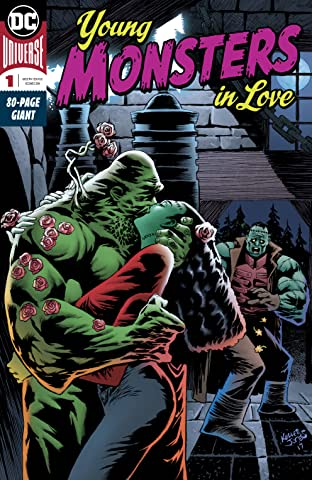 Young Monsters in Love (2018) No.1