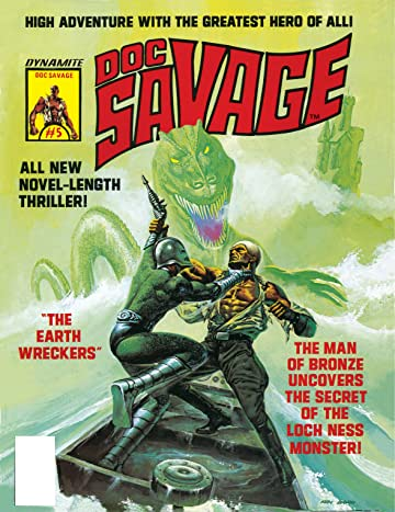 Doc Savage Archives: The Curtis Magazine #5