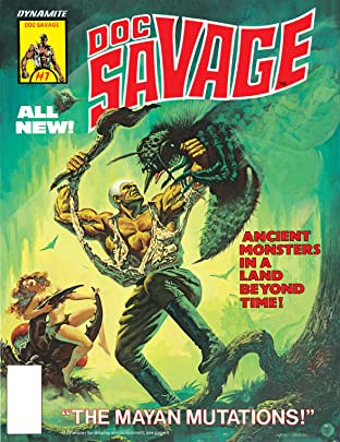 Doc Savage Archives: The Curtis Magazine #7
