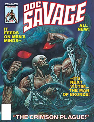 Doc Savage Archives: The Curtis Magazine #8