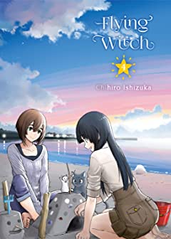 Flying Witch Vol. 4