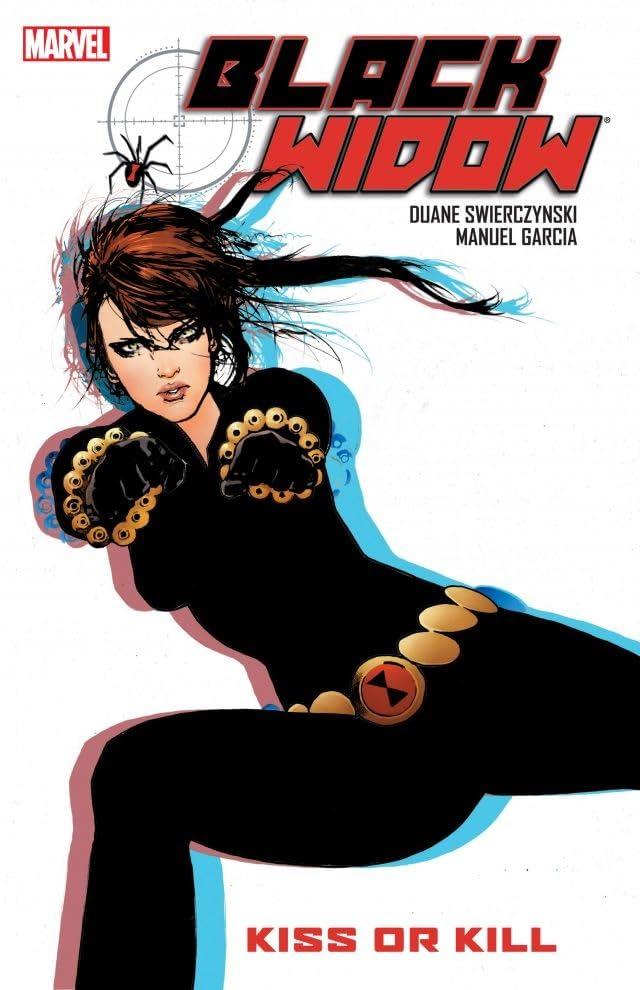 Black Widow: Kiss Or Kill