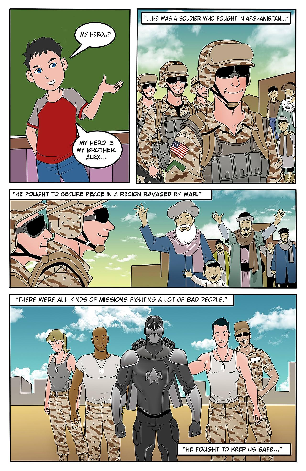 Tyrant Comics #5
