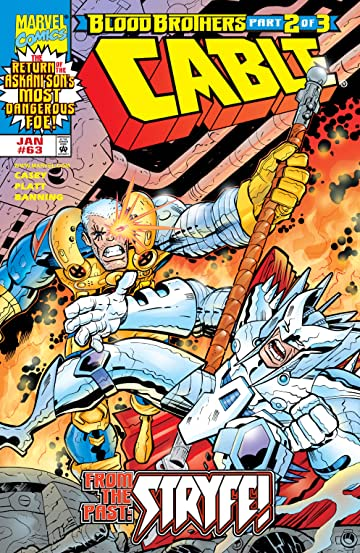 Cable (1993-2002) #63