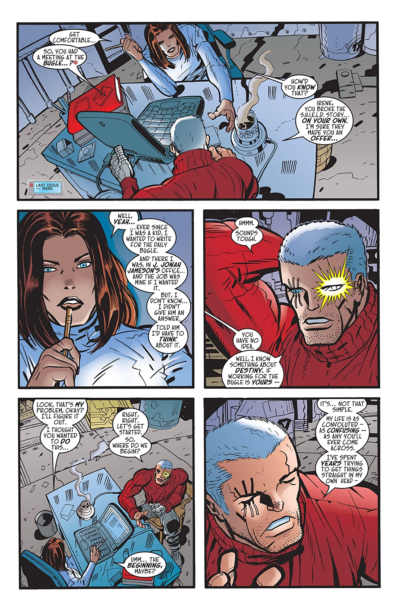 Cable (1993-2002) #64