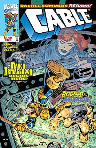 Cable (1993-2002) #65
