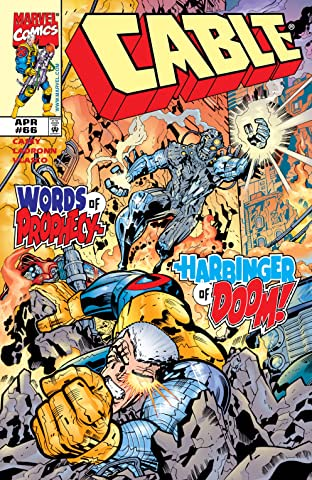 Cable (1993-2002) #66