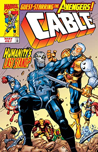 Cable (1993-2002) #67