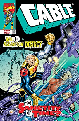 Cable (1993-2002) #69