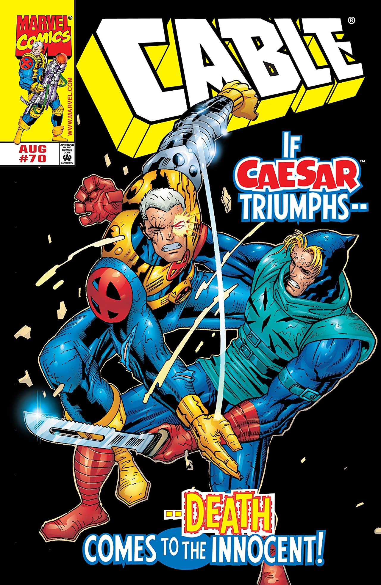 Cable (1993-2002) #70