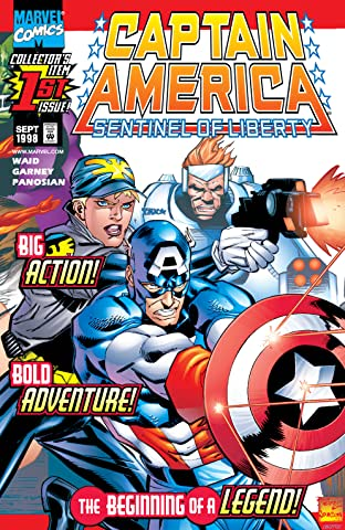 Captain America: Sentinel of Liberty (1998-1999) #1