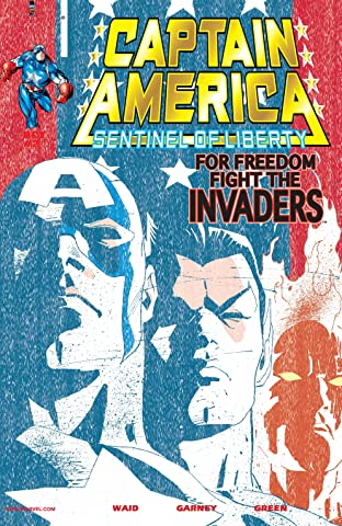 Captain America: Sentinel of Liberty (1998-1999) No.2