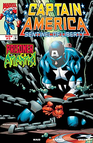 Captain America: Sentinel of Liberty (1998-1999) #3