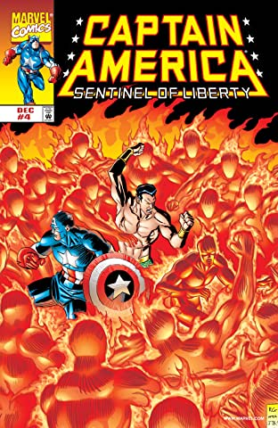 Captain America: Sentinel of Liberty (1998-1999) No.4