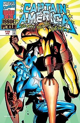 Captain America: Sentinel of Liberty (1998-1999) #6