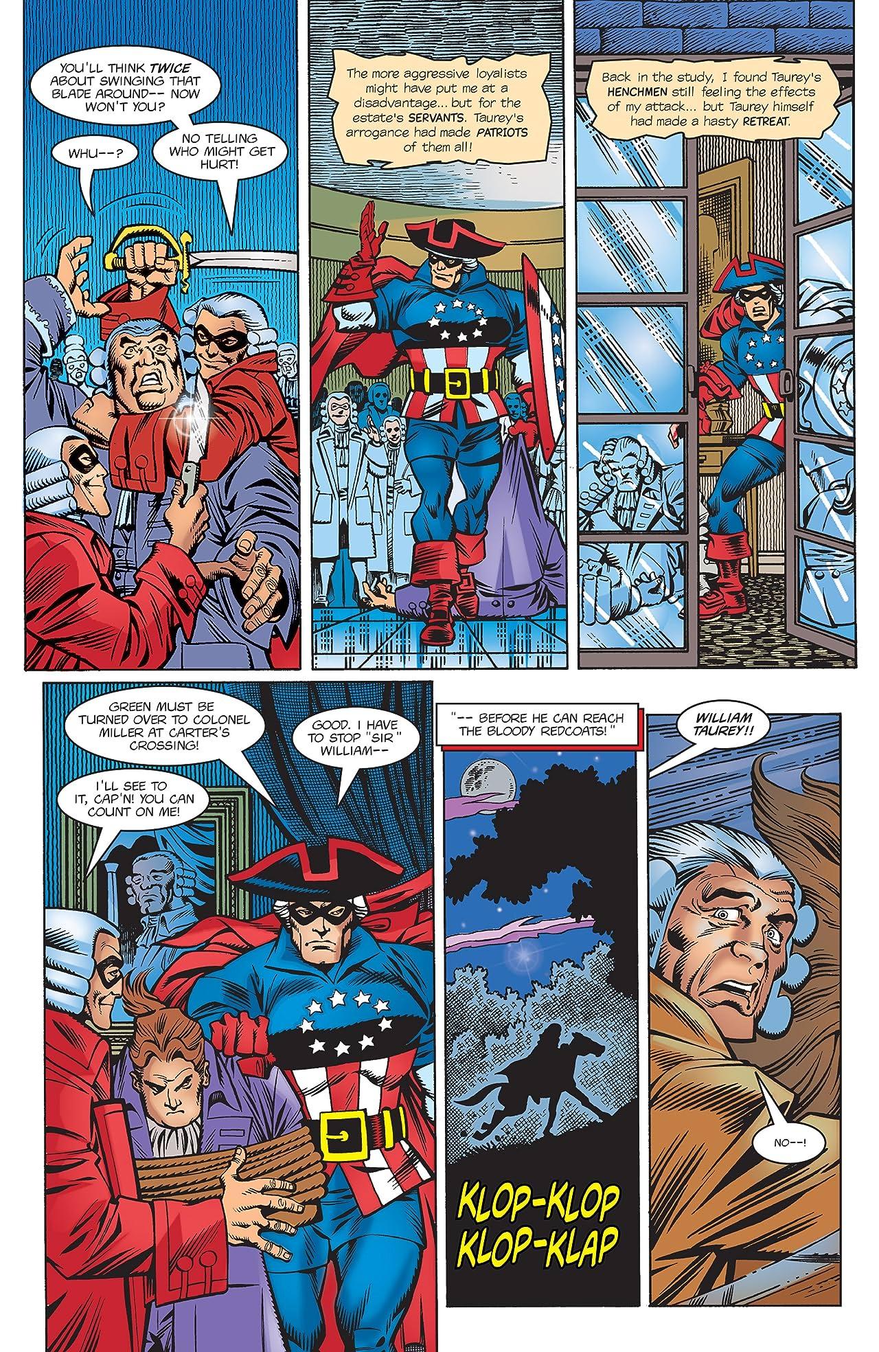 Captain America: Sentinel of Liberty (1998-1999) #7