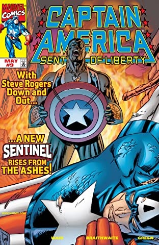 Captain America: Sentinel of Liberty (1998-1999) No.9