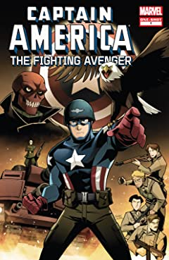 Captain America: The Fighting Avenger (2011) #1