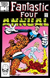 Fantastic Four (1961-1998) Annual #17