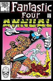 Fantastic Four (1961-1998) Annual #17