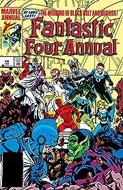Fantastic Four (1961-1998) Annual #18